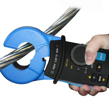 EMCheck® MWMZ II can enclose cables with a diameter of max. ø 35 mm